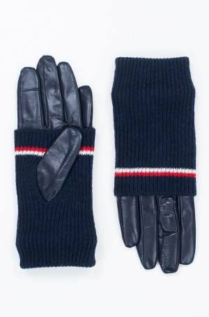 Gloves LONG CUFF LEATHER GLOVES-3