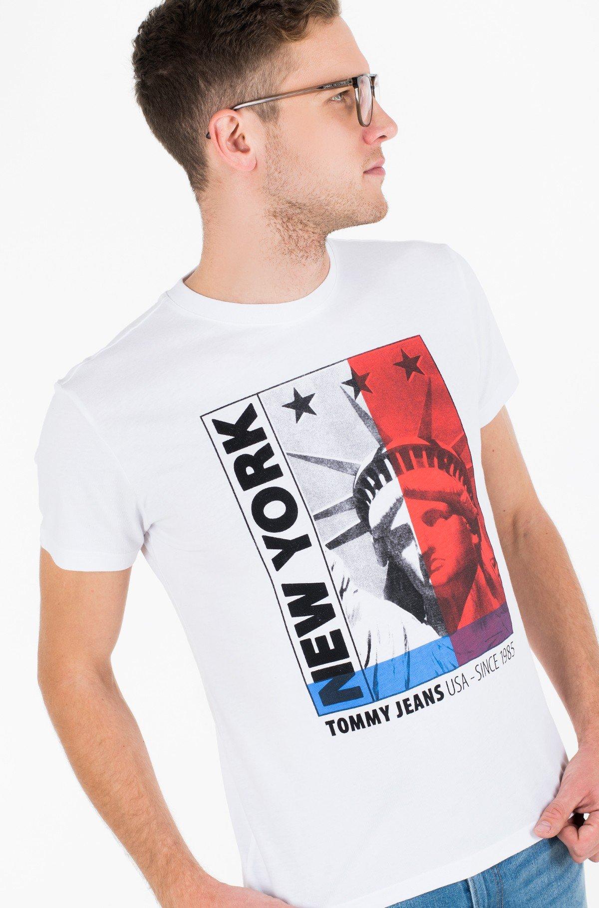 Marškinėliai TJM NEW YORK PHOTO TEE-full-1