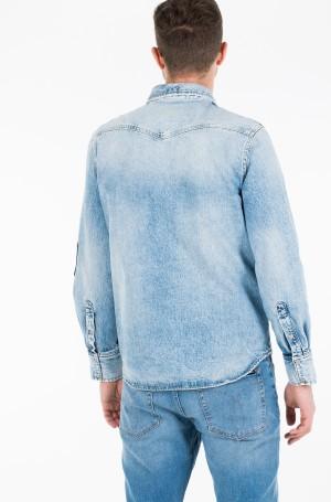 Džinsiniai marškiniai FOUNDATION WESTERN SHIRT-3
