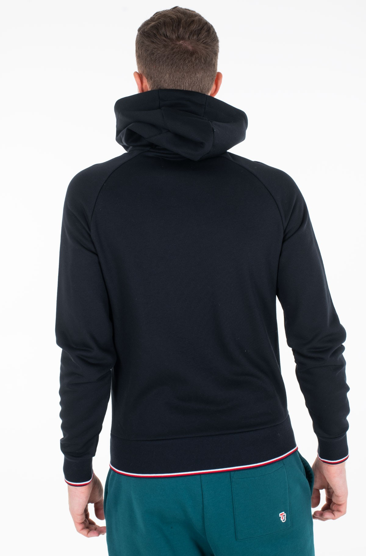 Hoodie 2 MB TECH FLEECE SWEAT ZIP THRU	-full-2