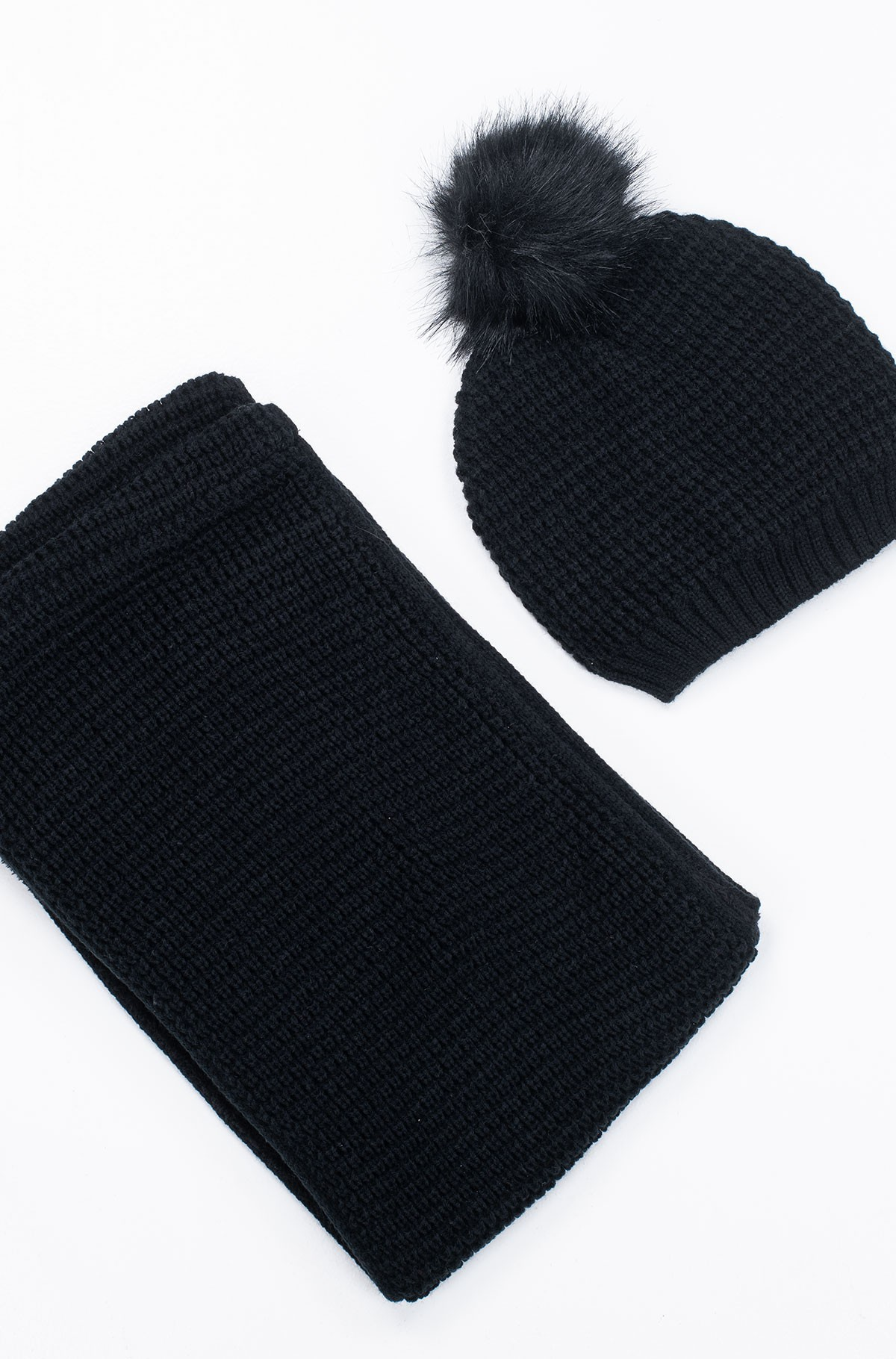 Set of hat and scarf B167A19-full-1