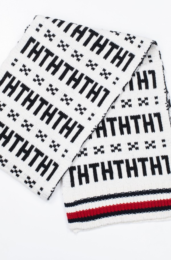 TH FAIRISLE SCARF