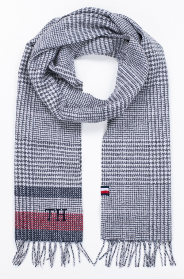 HILFIGER WOOL SCARF POW-hover
