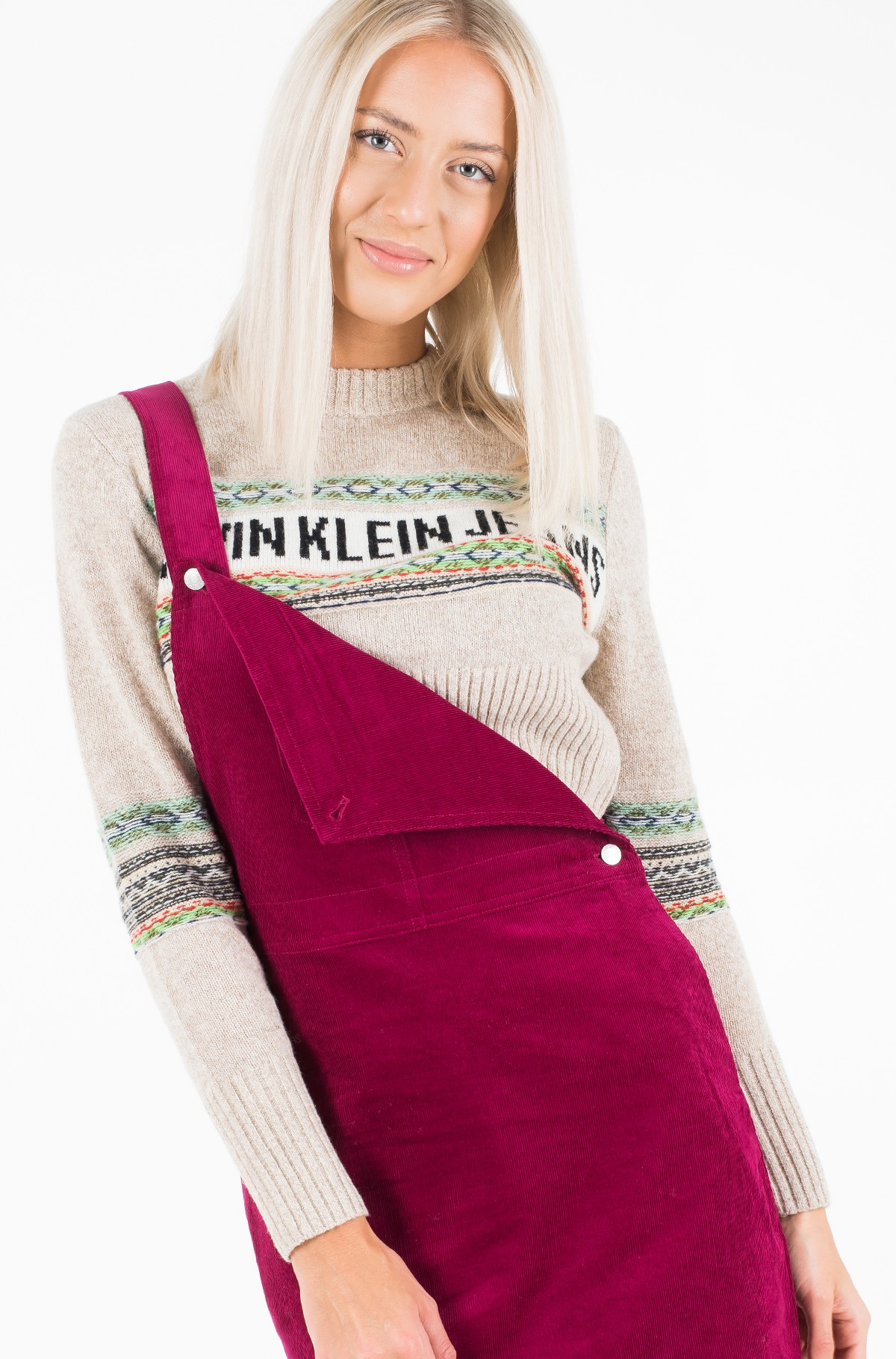 Sweater REVERSE FAIRISLE SWEATER-full-1