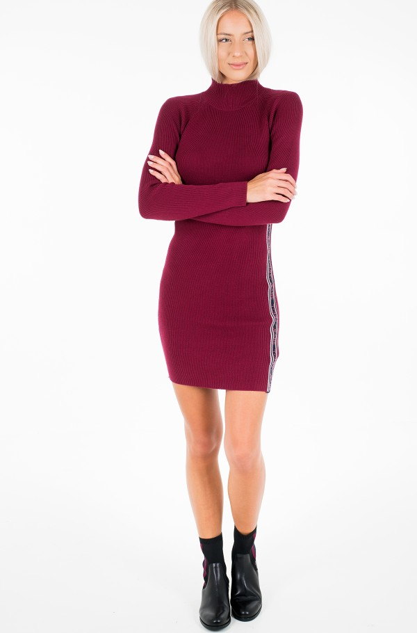 TJW SWEATER DRESS-hover