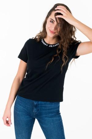 Marškinėliai TJW BRANDED NECK TEE-1