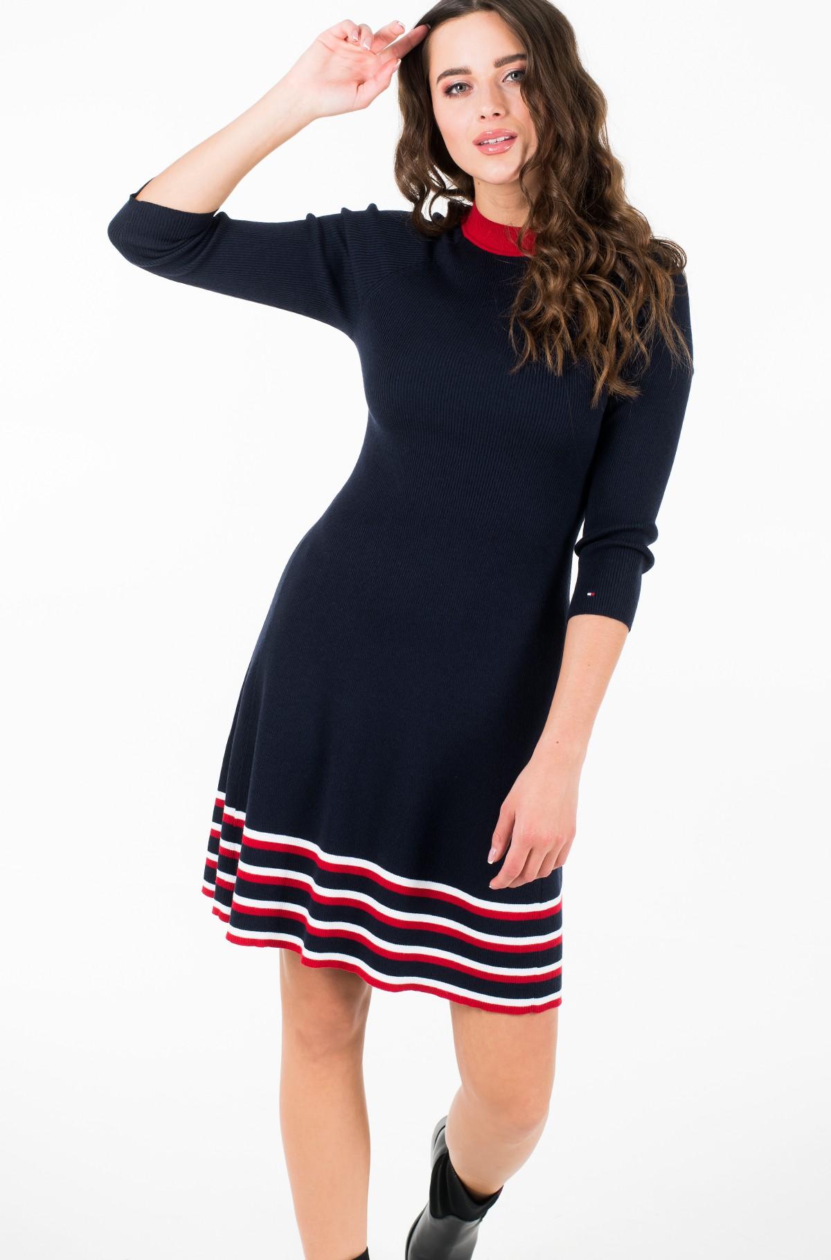 Suknelė MASYN C-NK SWTR DRESS-full-1