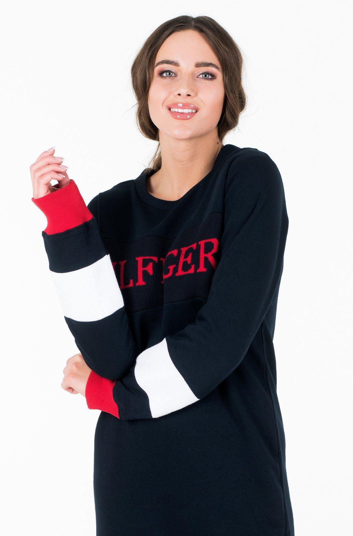 Dress LAUREEN C-NK DRESS LS-full-1