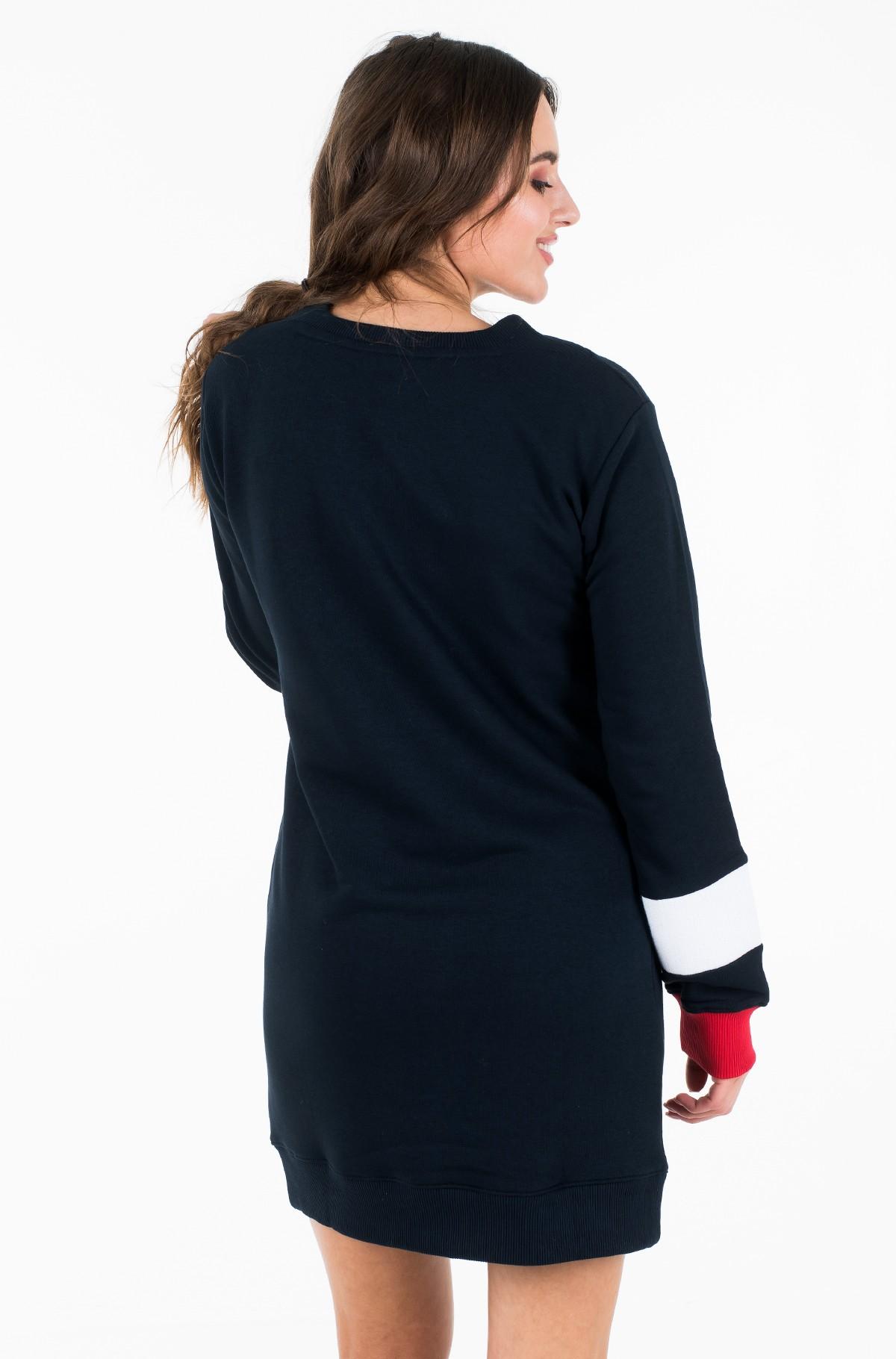 Dress LAUREEN C-NK DRESS LS-full-4