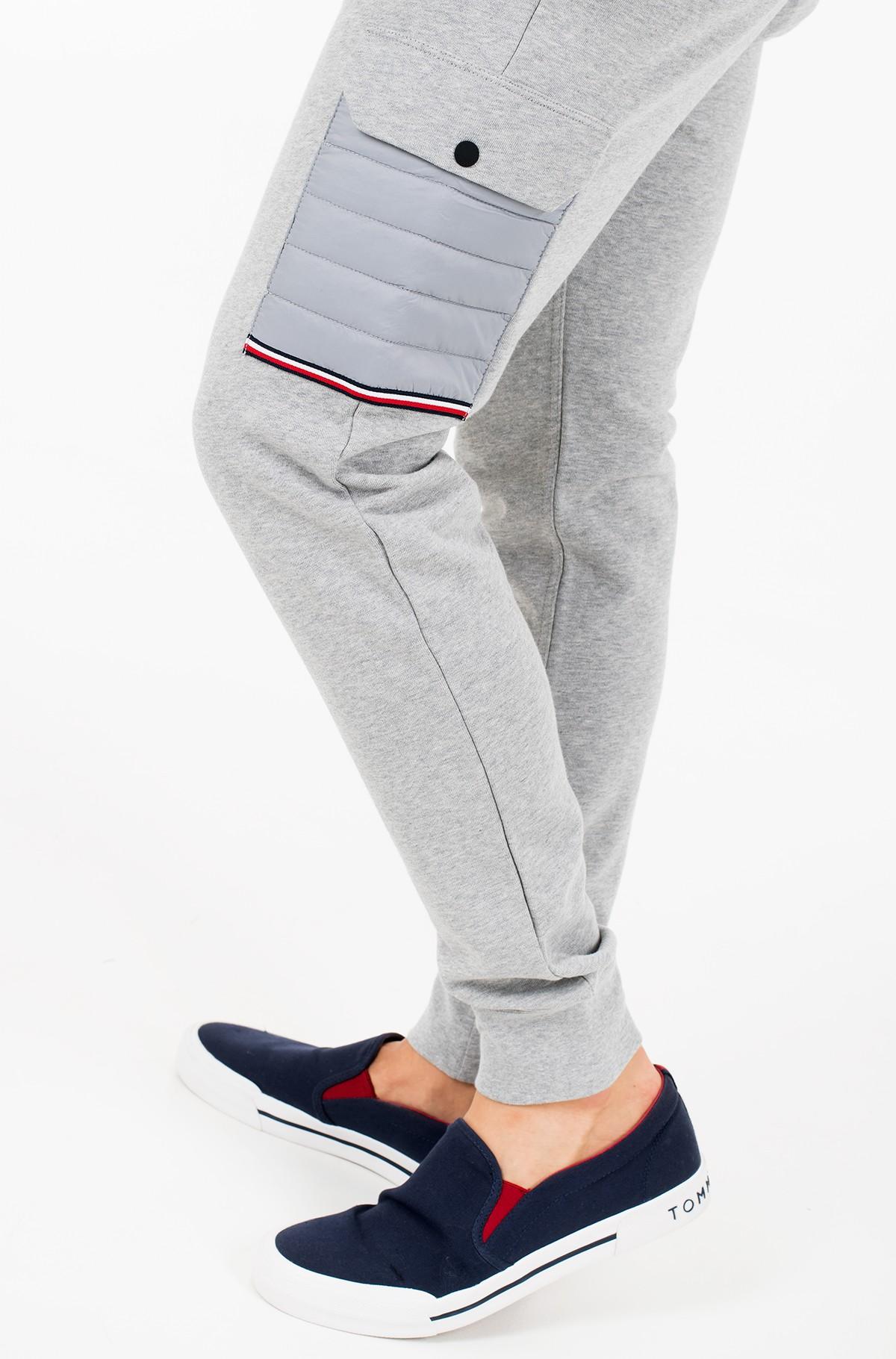 Sportinės kelnės MIXED MEDIA SWEATPANTS-full-2