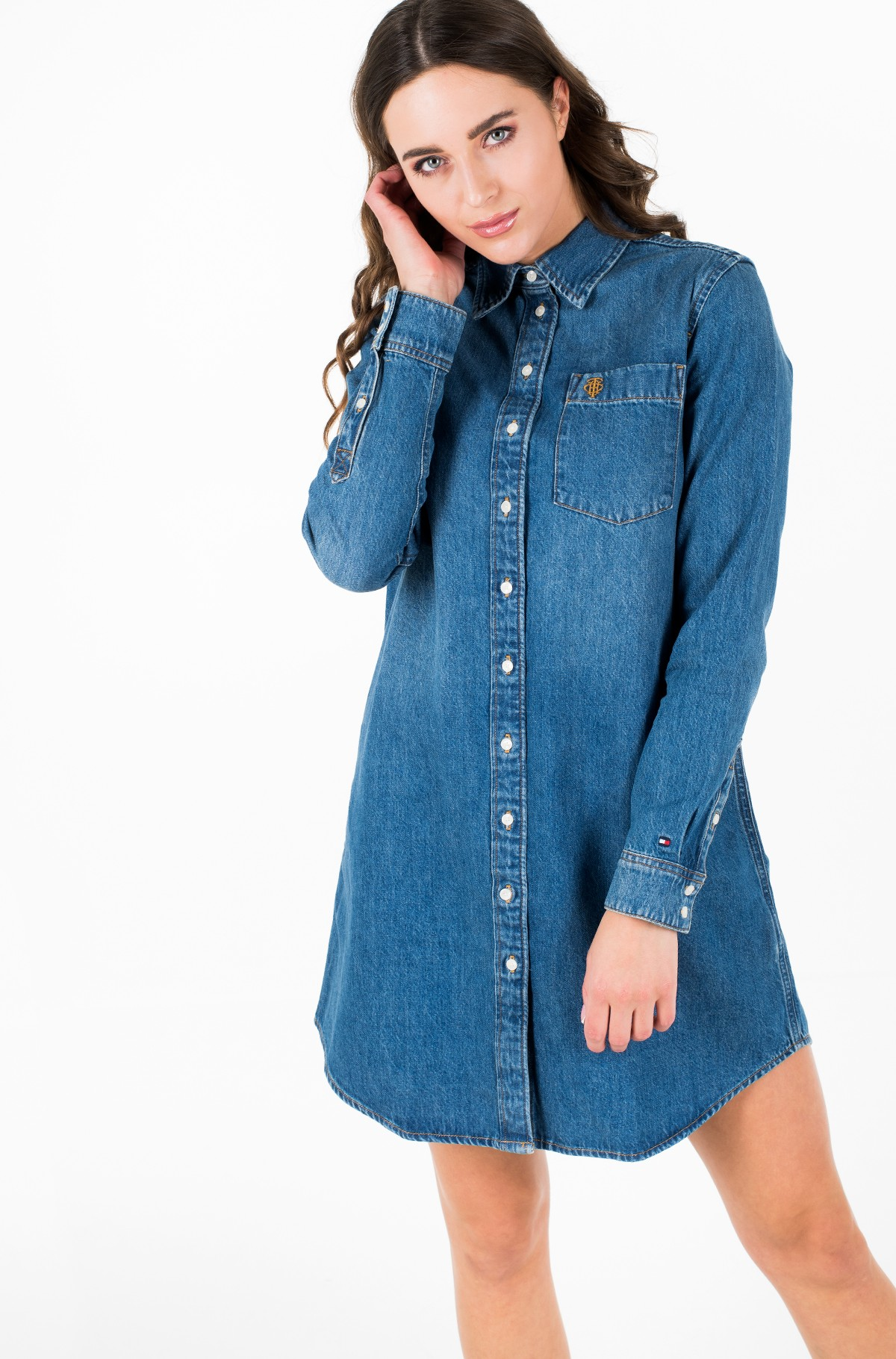 Suknelė SHIRT DRESS KAI-full-1