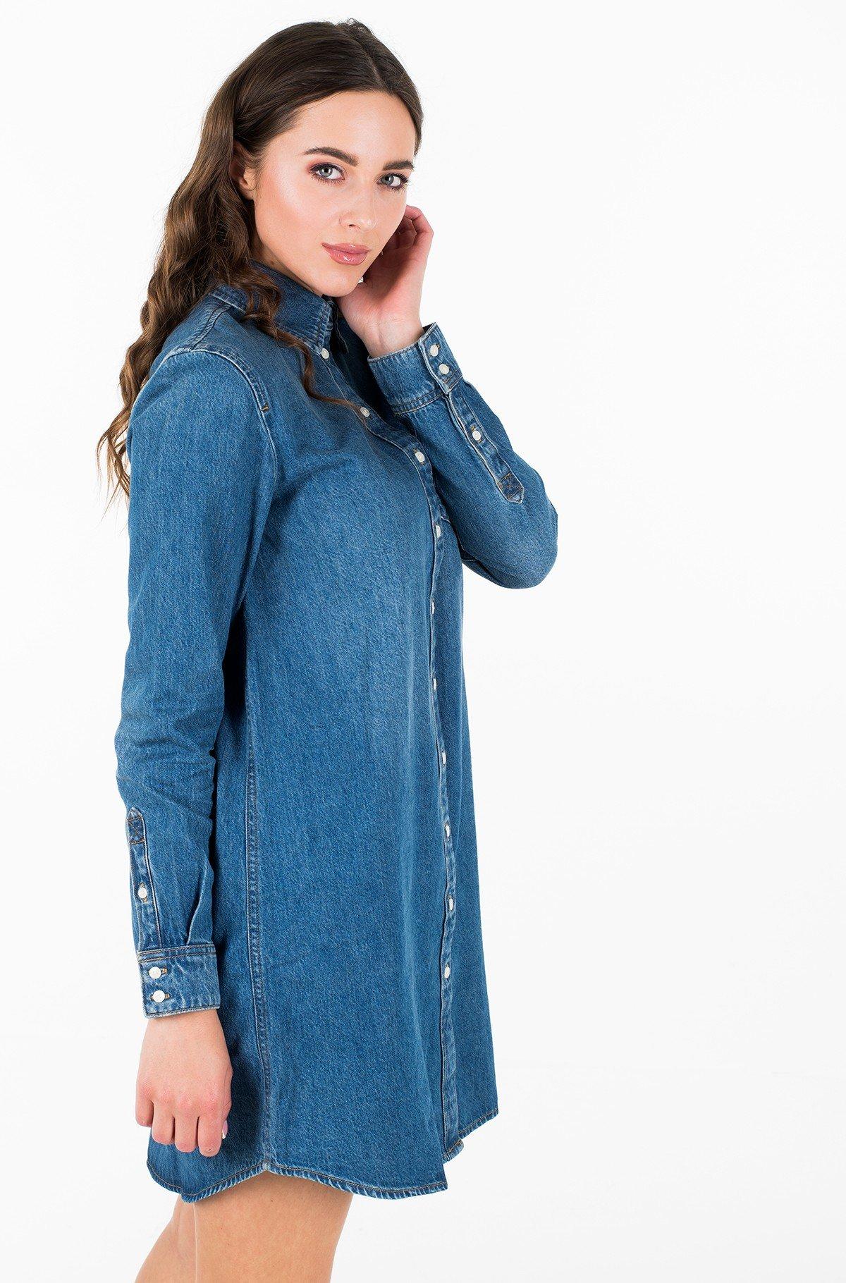 Suknelė SHIRT DRESS KAI-full-2