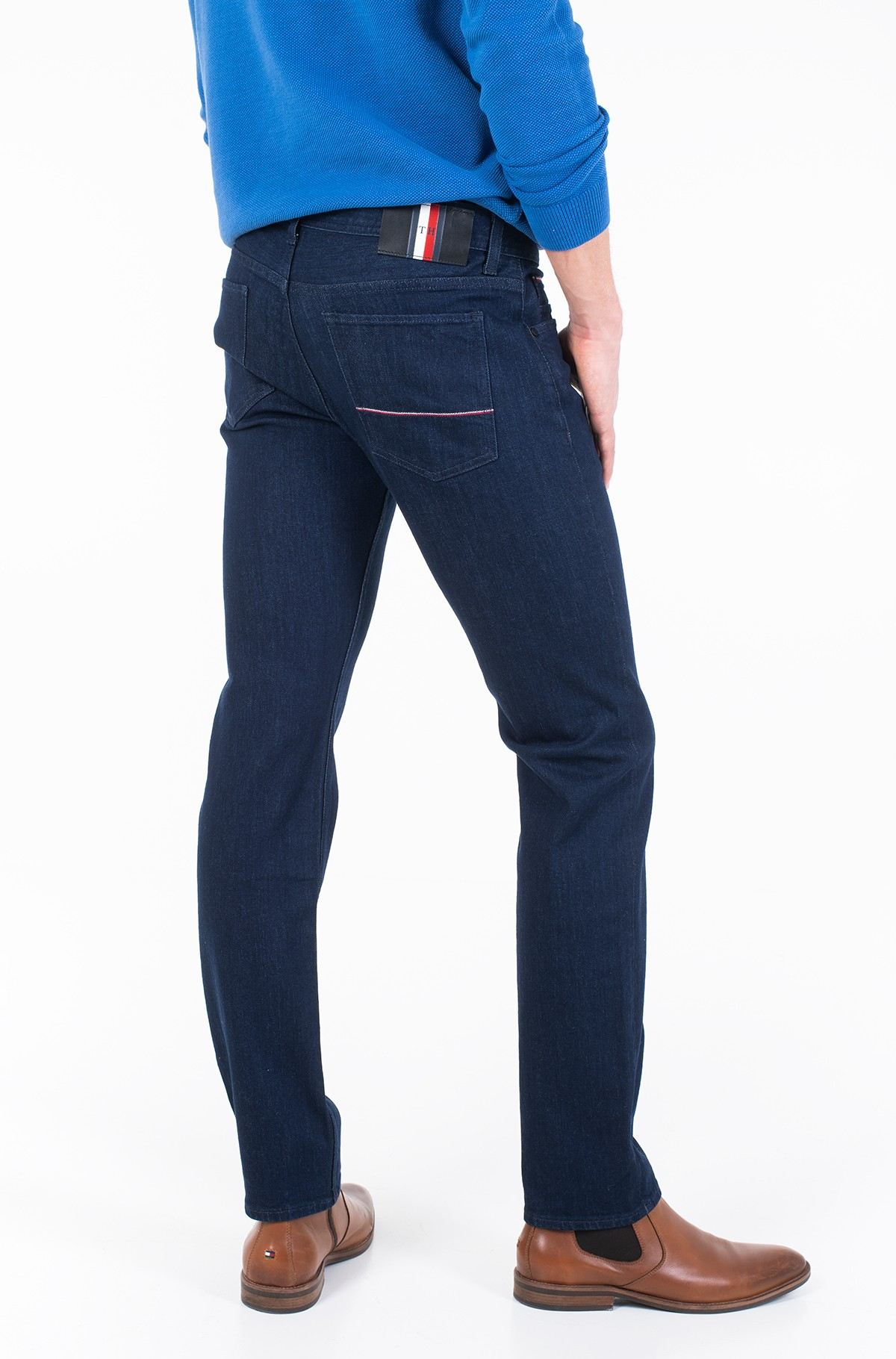 Jeans STRAIGHT DENTON TSTR NOVATO BLUE-full-2