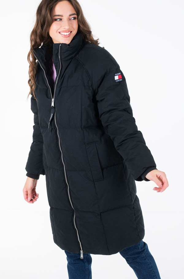 TJW LONG DOWN PUFFA COAT