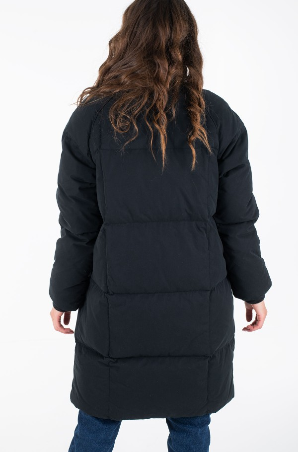 TJW LONG DOWN PUFFA COAT-hover