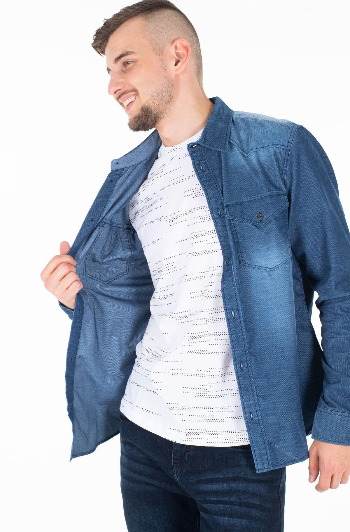 Velvetiniai marškiniai CANYON CORD/PM306146-full-1