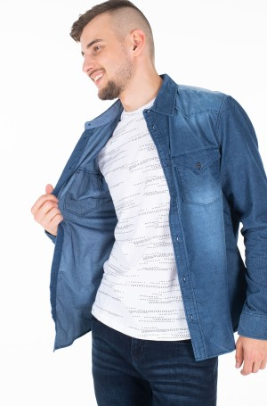Velvetiniai marškiniai CANYON CORD/PM306146-1