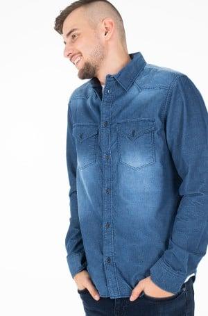 Velvetiniai marškiniai CANYON CORD/PM306146-2