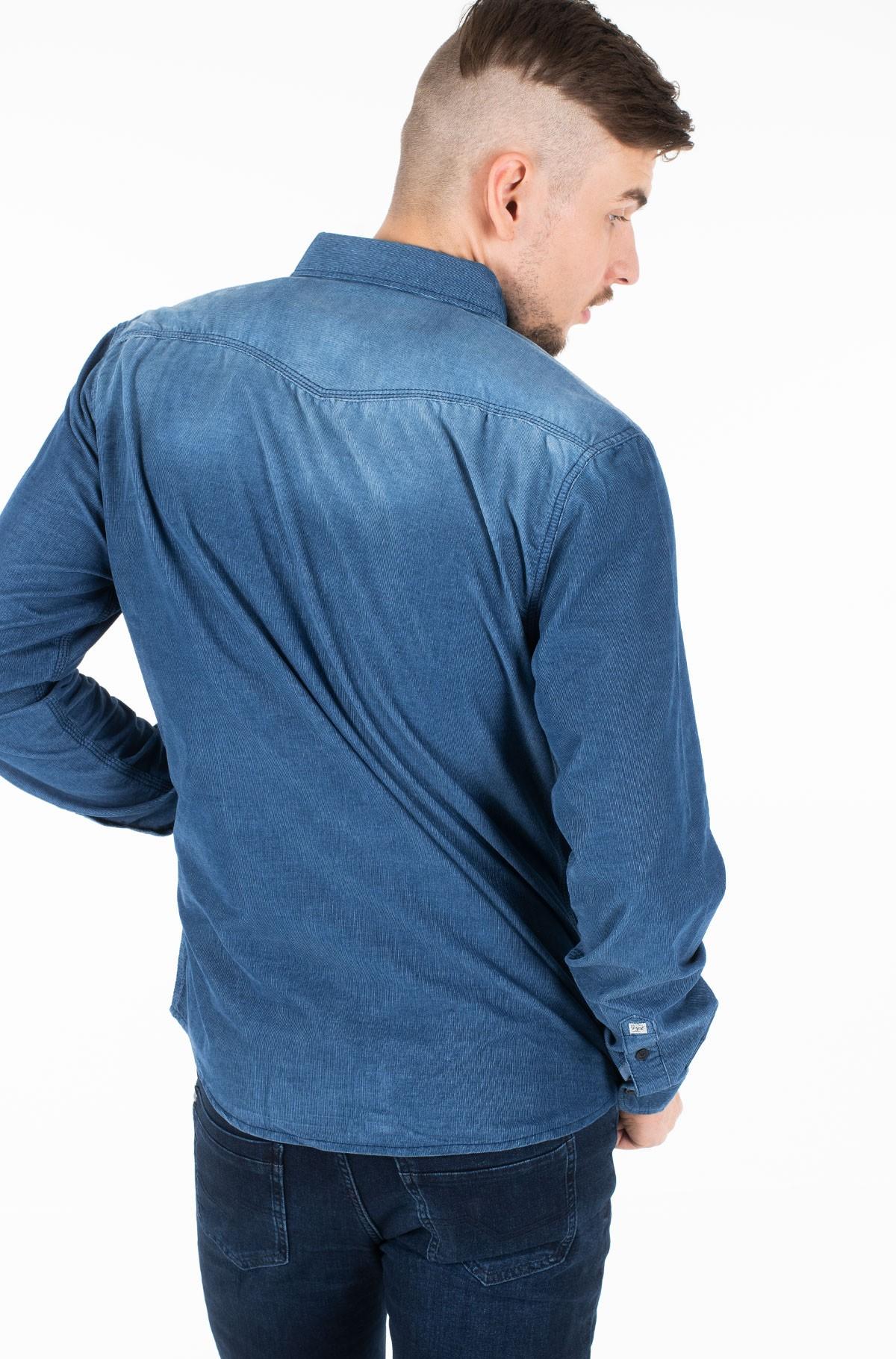 Velvetiniai marškiniai CANYON CORD/PM306146-full-3