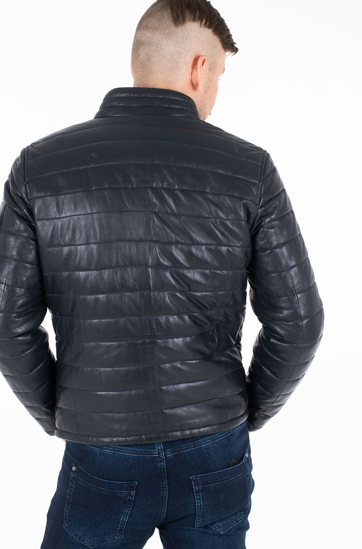Leather jacket 8260113	-full-3