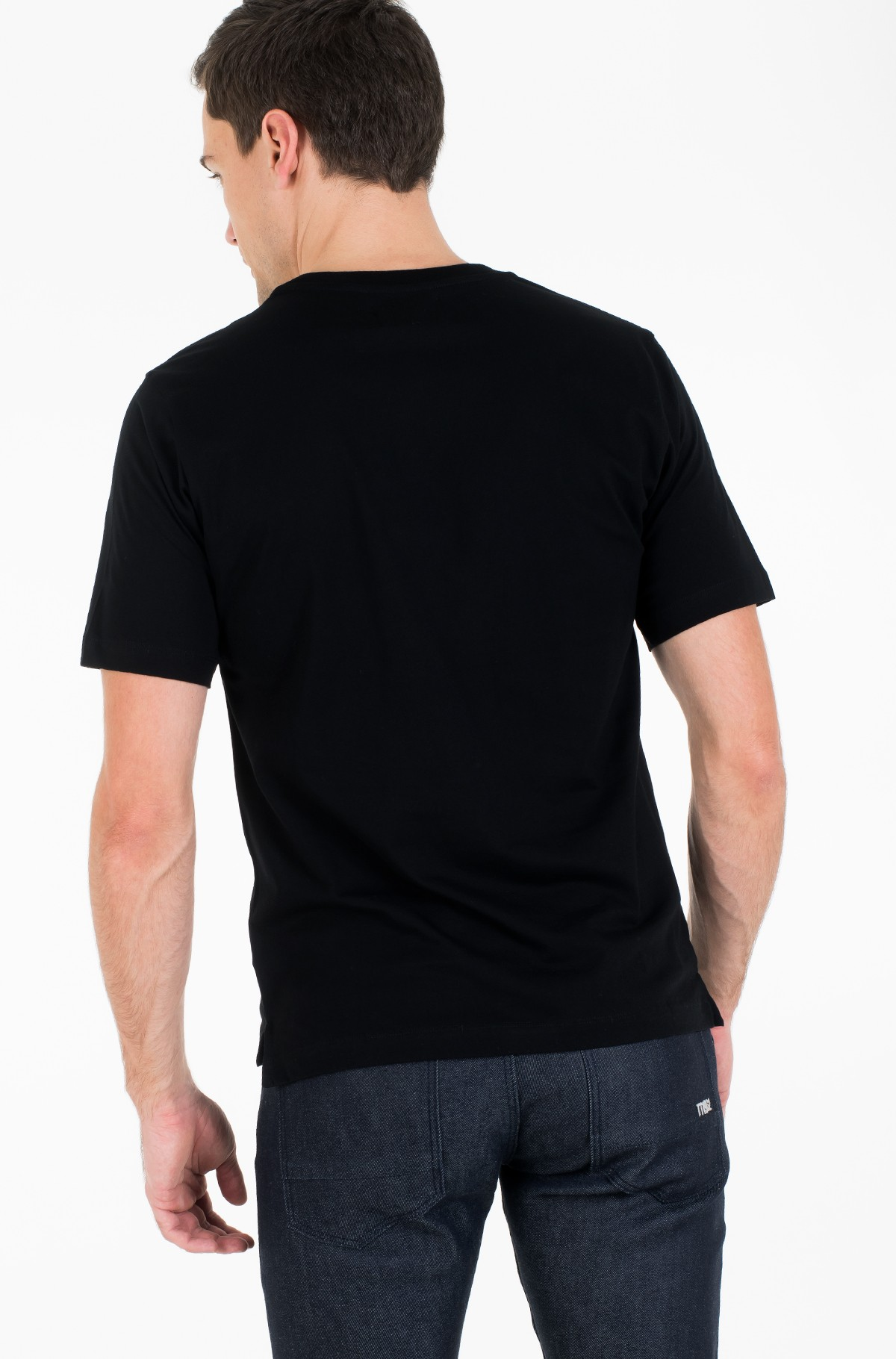 T-shirt MONOCHROME MONOGR AM BOX REG S/S-full-2