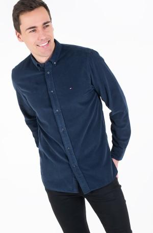 Velvetiniai marškiniai GARMENT DYED CORDUROY SHIRT-2