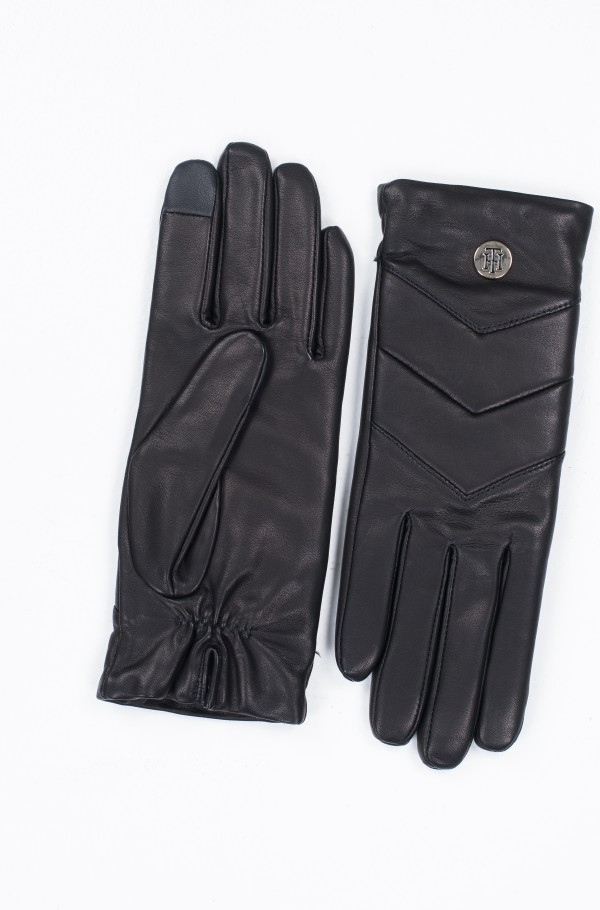 TH LEATHER GLOVES-hover