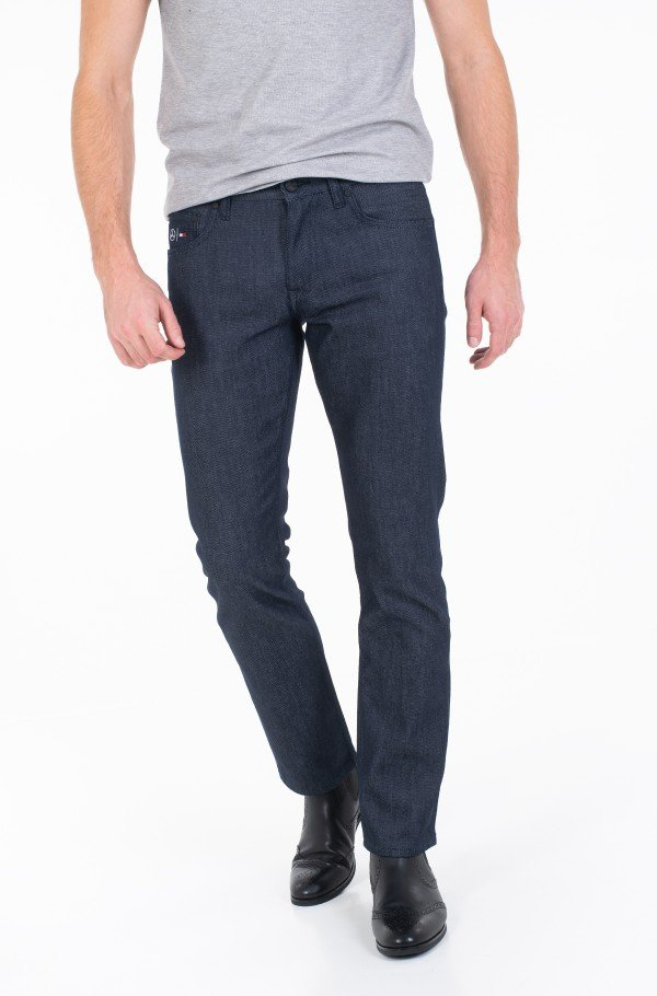 2 MB DENTON INDIGO RAW DENIM