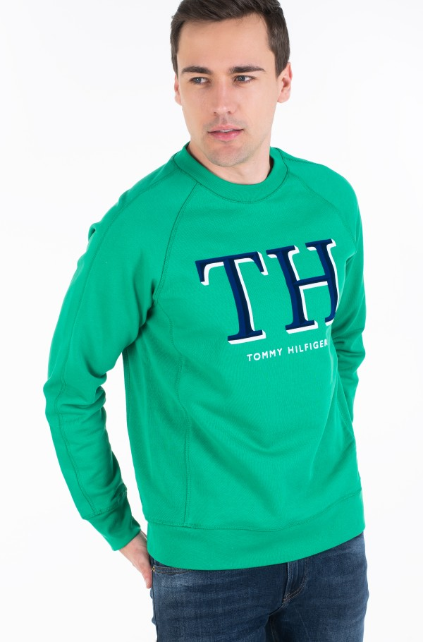 TH MONOGRAM SWEATSHIRT