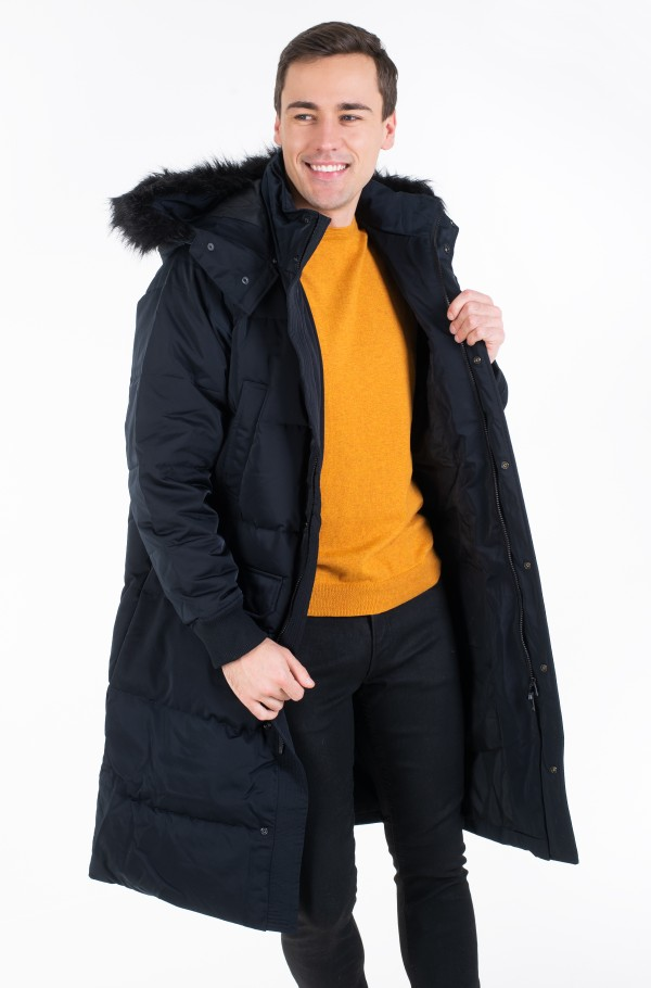 AD- GOOSE DOWN PARKA LONG