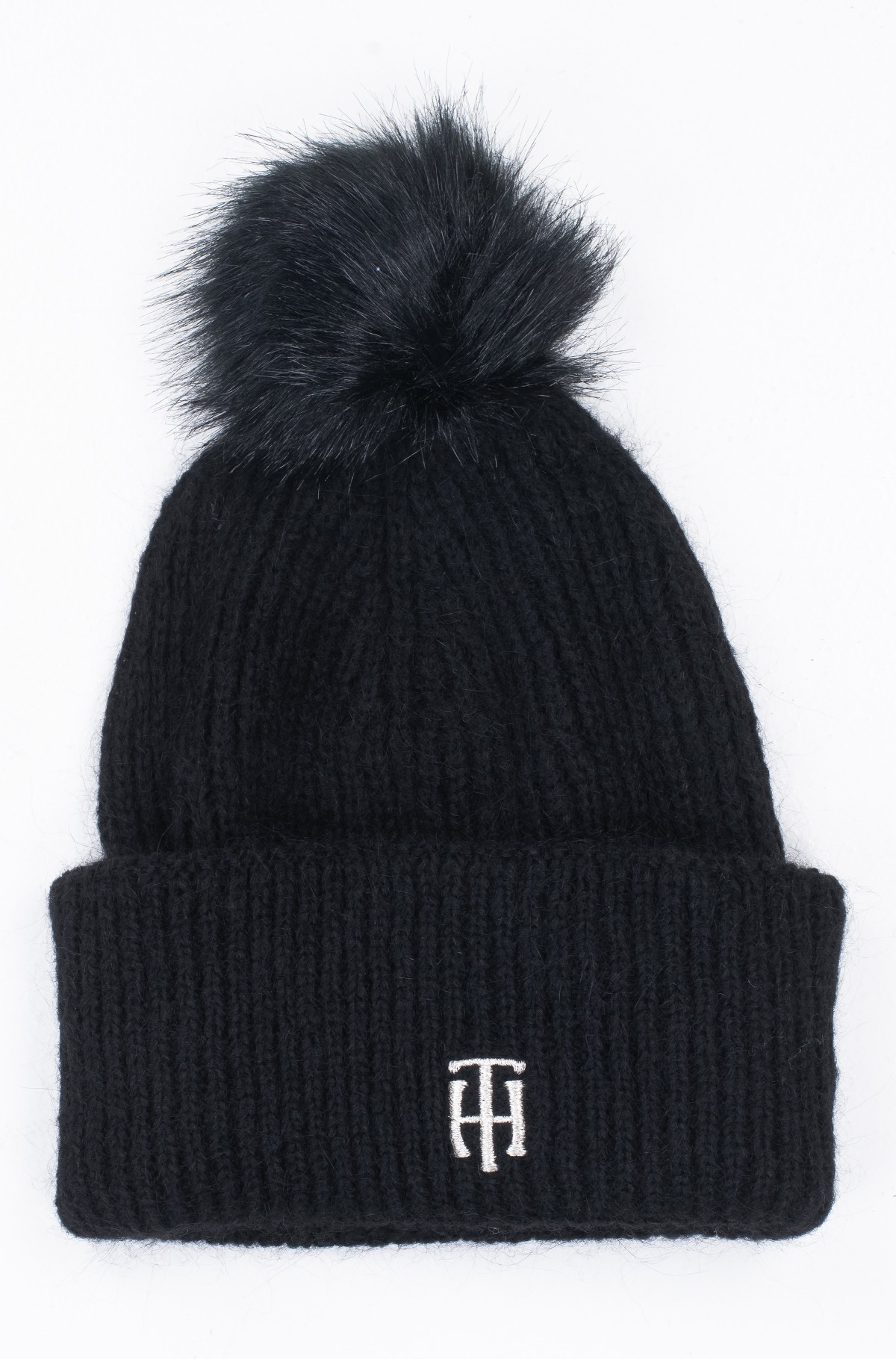 Kepurė TH POMPOM BEANIE-full-1