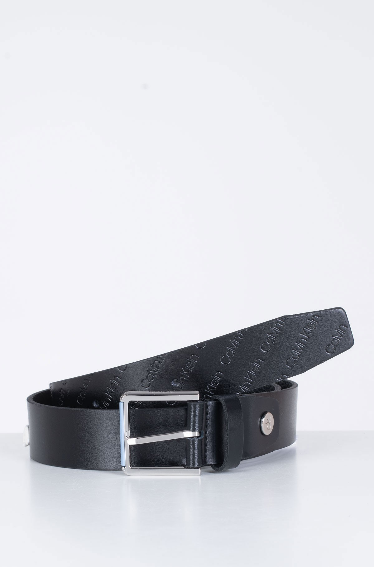 Belt 3.5CM ADJ/REV LOGO BELT-full-1