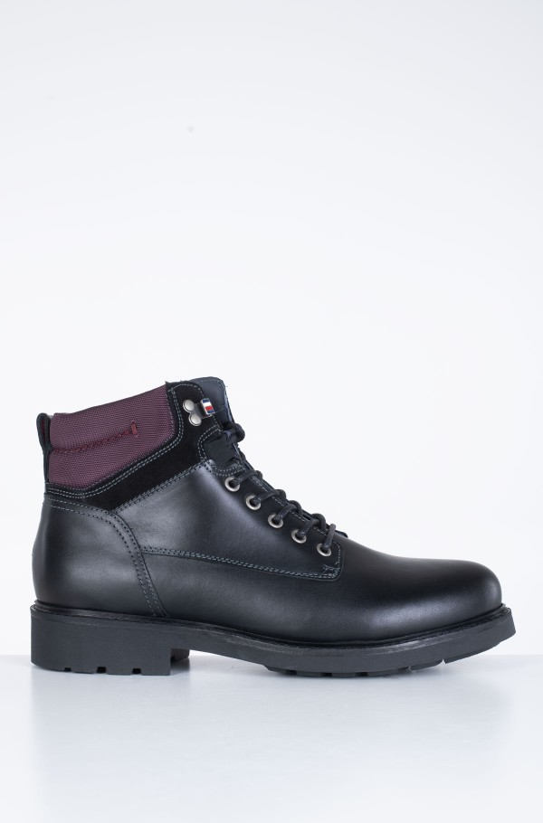 ACTIVE LEATHER BOOT