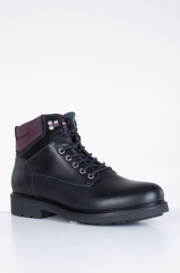 ACTIVE LEATHER BOOT-hover