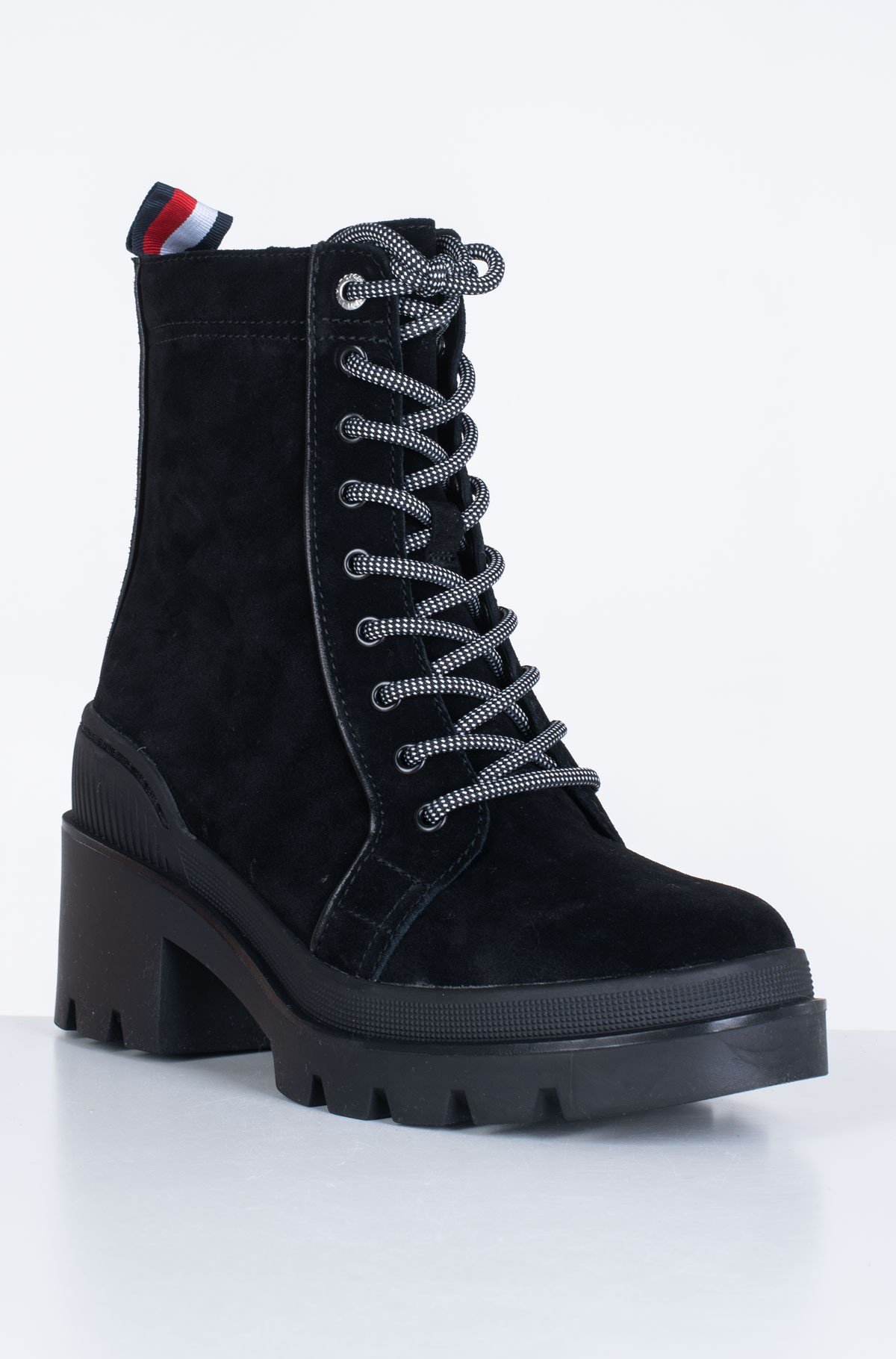 Aulinukai SPORTY CHUNKY LACE UP BOOTIE-full-2