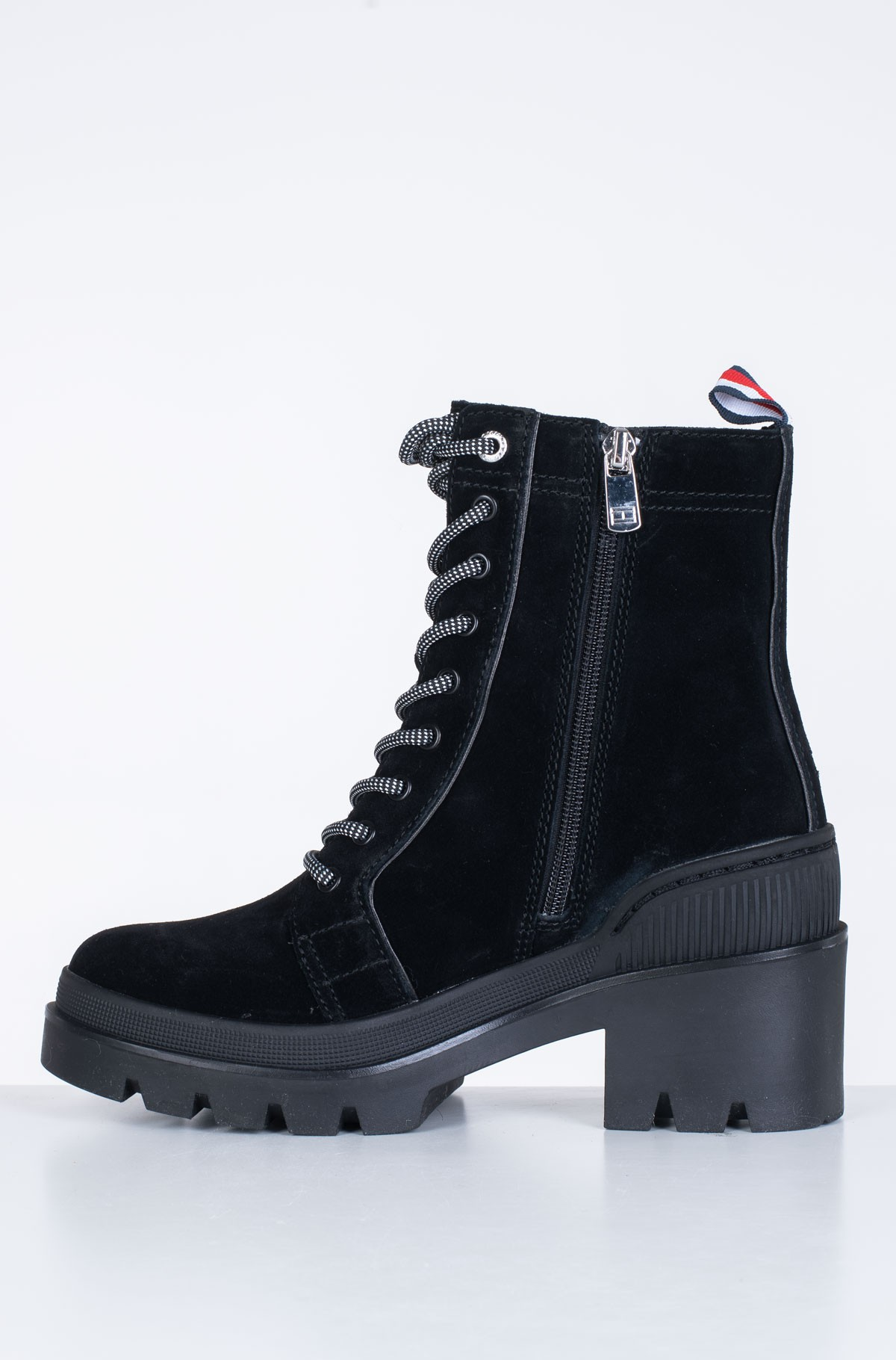Aulinukai SPORTY CHUNKY LACE UP BOOTIE-full-3