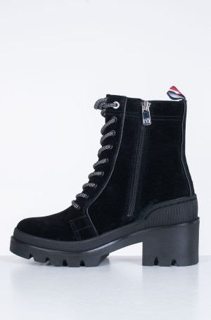 Aulinukai SPORTY CHUNKY LACE UP BOOTIE-3