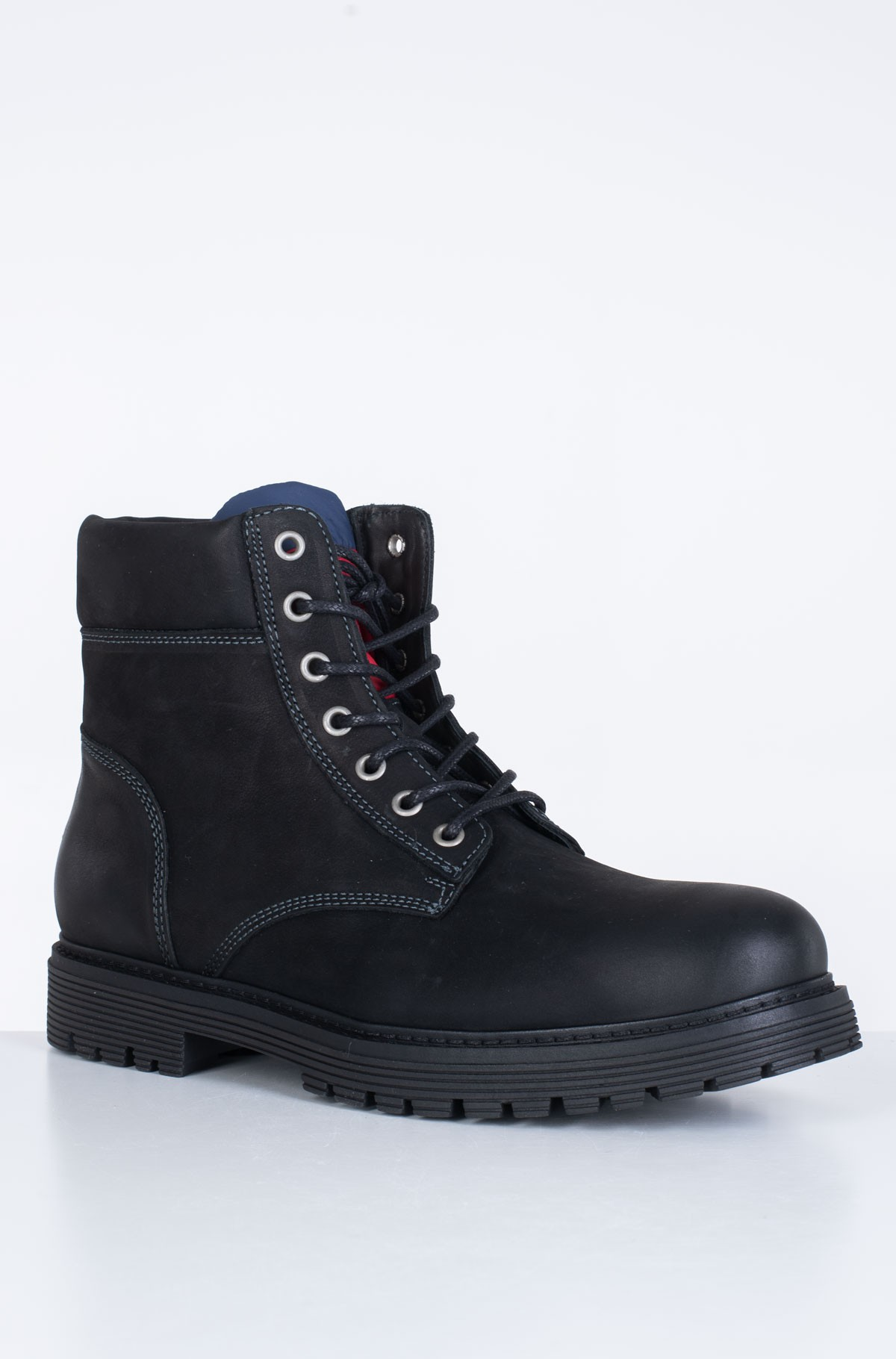 Ilgaauliai TOMMY JEANS OUTDOOR NUBUCK BOOT-full-1