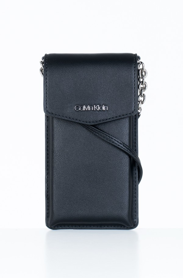 CHAINED PHONE POUCH
