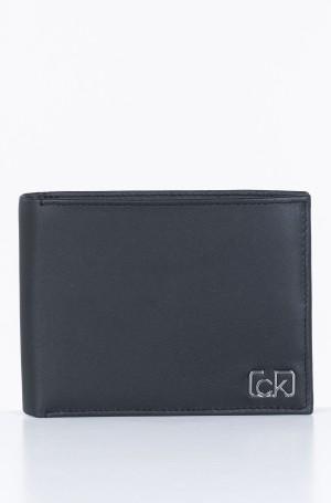Piniginė CK SIGNATURE 5CC W/ COIN-1