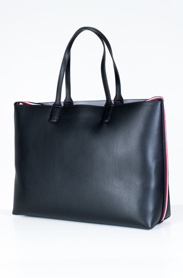 ICONIC TOMMY TOTE SOLID-hover