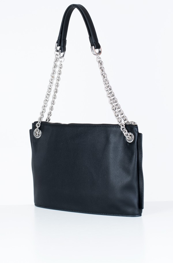 CHAINED CONV SHOULDERBAG-hover