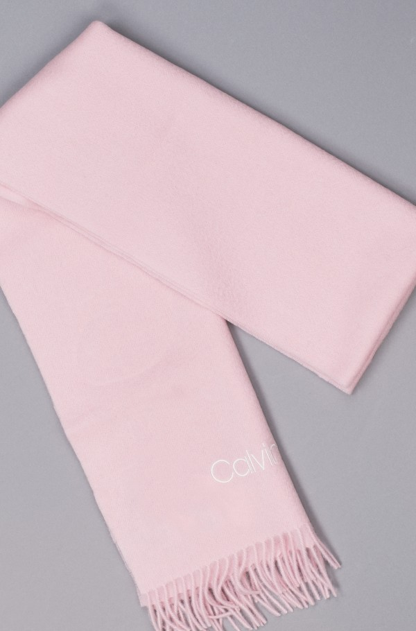 CLASSIC WOOL SCARF W-hover