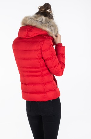 Striukė SHORT DOWN FITTED PUFFER-4
