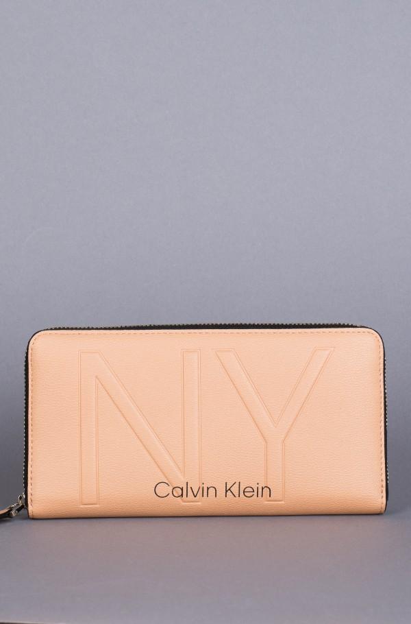 Wallet NY SHAPED LRG ZIPAROUND144327