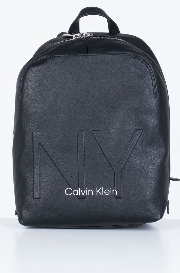 NY SHAPED BACKPACK