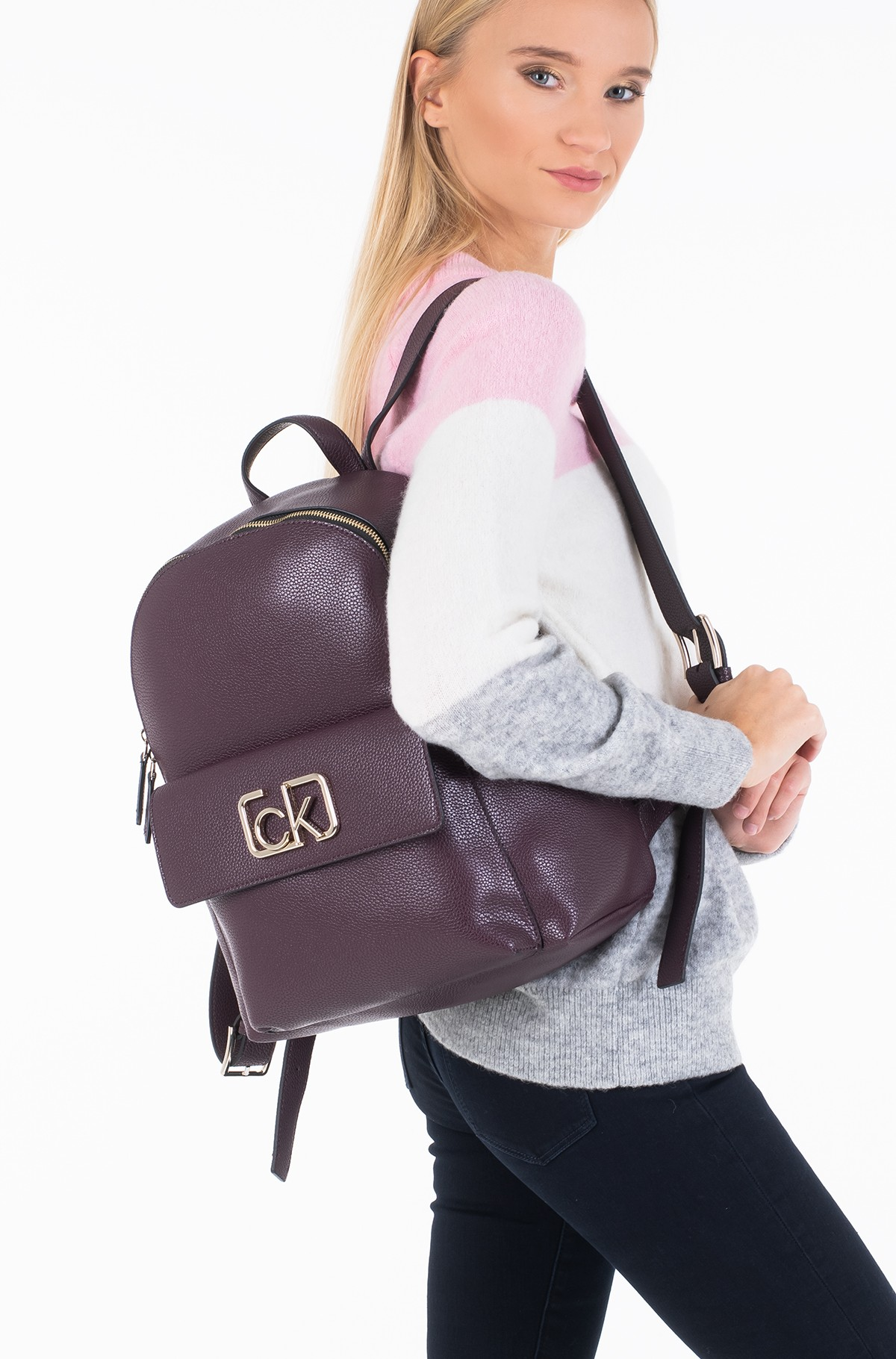Seljakott CK SIGNATURE BACKPACK-full-2