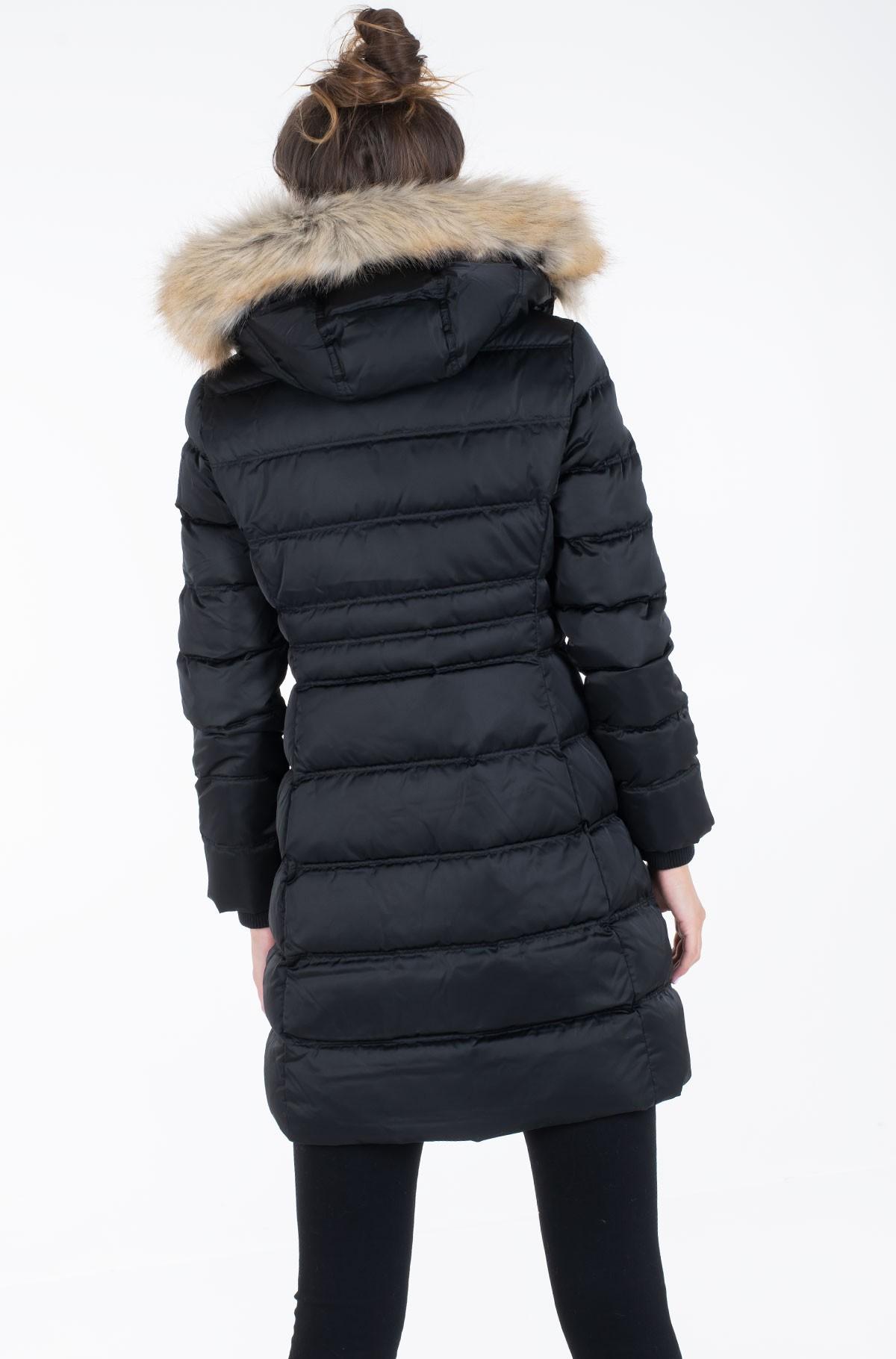 Coat MW DOWN LONG NYLON PUFFER-full-3