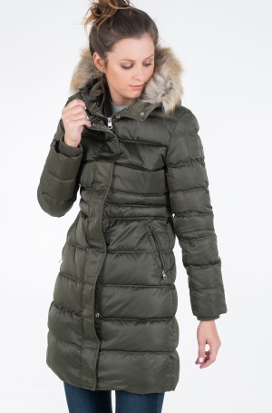 Mantel MW DOWN LONG NYLON PUFFER-2