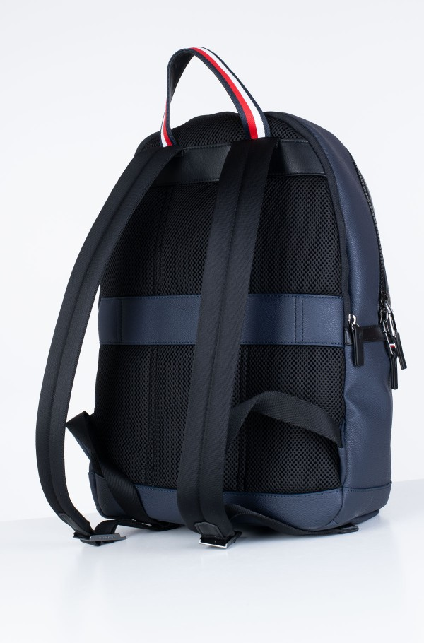 COATED CANVAS BACKPACK-hover